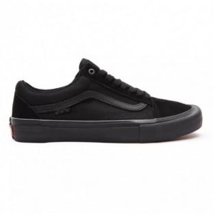Zapatillas Vans: Skate Old Skool (Black Black)