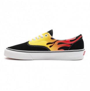 Zapatillas Vans: Era (Flame Black True White) Vans - 1