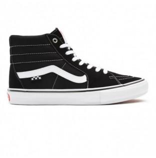 Botas Vans: Skate SK8 Hi (Black White) Vans - 1