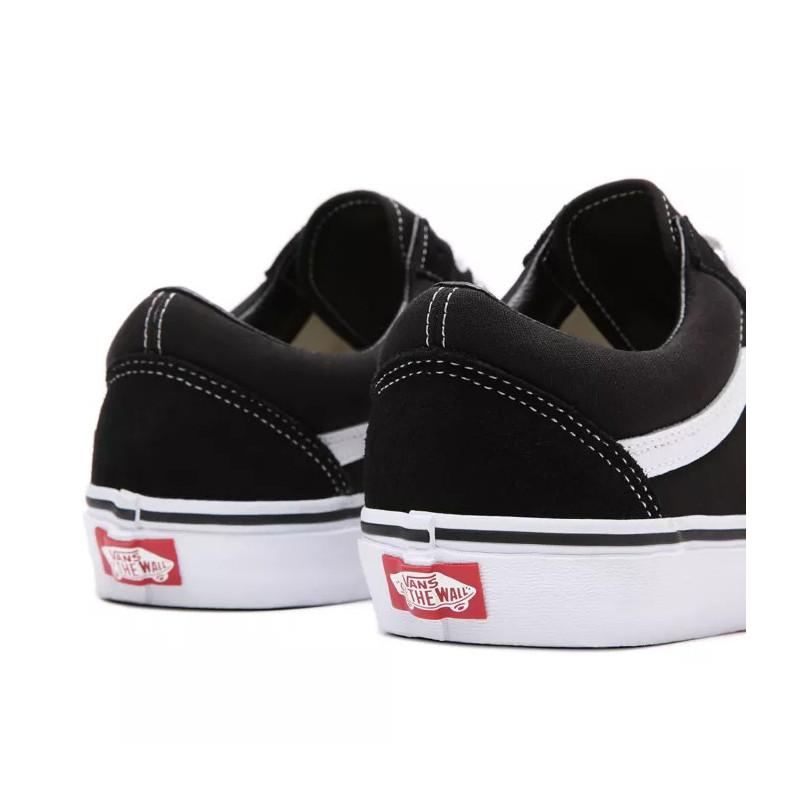 Zapatillas Vans: Old Skool (Black White)