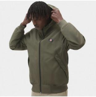 Chaqueta Dickies: New Sarpy Jacket (Military Gr) Dickies - 1