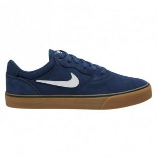 Zapatillas Nike: Chron 2 (Navy White Navy Gum Light Brown) Nike - 1