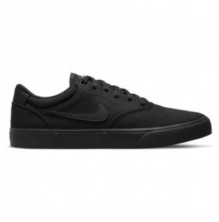 Zapatillas Nike: Chron 2 Canvas (Black Black Black) Nike - 1