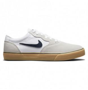 Zapatillas Nike: Chron 2 (White Obsidian Wht Gum Lt Brown) Nike - 1