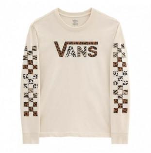 Camiseta Vans: Yodelz (Sandshell)