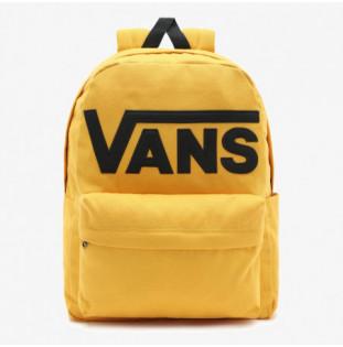 Mochila Vans: Old Skool Drop V Backpack (Golden Glow)