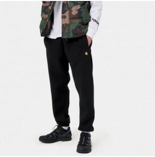 Pantalón Carhartt: Chase Sweat Pant (Black Gold) Carhartt - 1