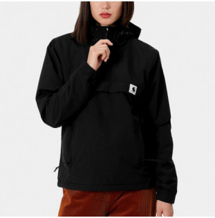Chaqueta Carhartt: W Nimbus Pullover (Black) Carhartt - 1