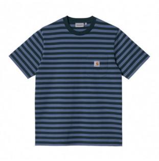 Camiseta Carhartt: SS Scotty Pocket T Shirt (Stp Frsir Icest) Carhartt - 1