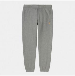 Pantalón Carhartt: Chase Sweat Pant (Grey Heather Gold) Carhartt - 1