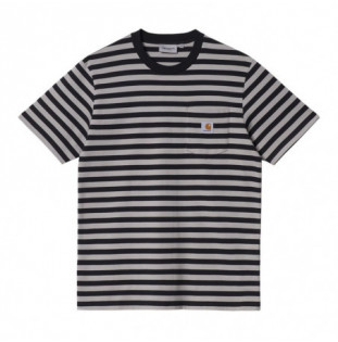 Camiseta Carhartt: SS Scotty Pocket T Shirt (Stp Blk Hammer) Carhartt - 1