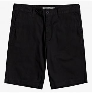 Bermuda DC Shoes: Worker Chino (Black) DC Shoes - 1