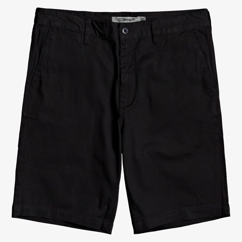Bermuda DC Shoes: Worker Chino (Black)