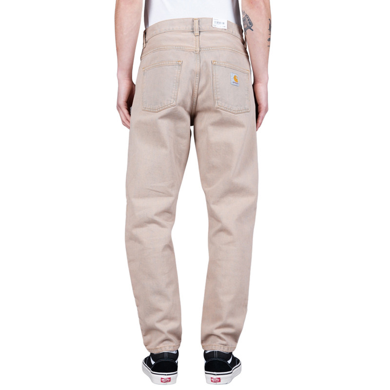 Pantalón Carhartt: Newel Pant (Blue)