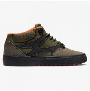 Botas DC Shoes: Kalis Mid WNT (Army Green) DC Shoes - 1