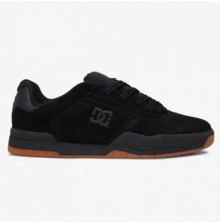Zapatillas DC Shoes: Central (Black Black Gum) DC Shoes - 1
