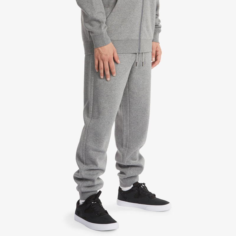 Pantalón DC Shoes: Riot Franchise Sweat Pant (Med Grey Hea)