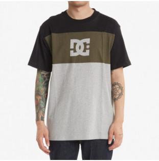 Camiseta DC Shoes: Glen End 211 (Heather Grey) DC Shoes - 1