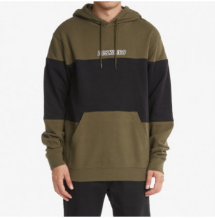 Sudadera DC Shoes: Downing Franchise PH (Ivy Green) DC Shoes - 1