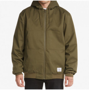 Chaqueta DC Shoes: Rowdy Padded Jacket (Ivy Green)