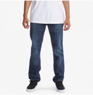 Pantalón DC Shoes: Worker Straight Denim SDS (Dark Stone) DC Shoes - 1