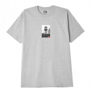 Camiseta Obey: Obey Water Tower Photo (Heather grey)