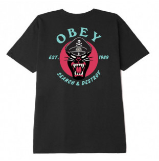 Camiseta Obey: Obey Battle Panther (Black)