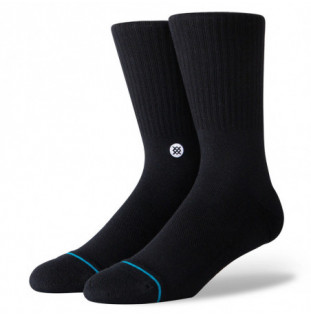 Calcetines Stance: Icon (Black White) Stance - 1