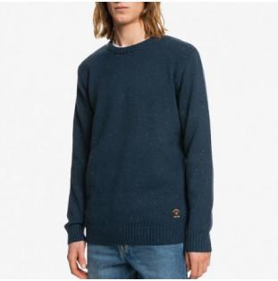 Jersey Quiksilver: Neppy Sweater (Insignia Blue) Quiksilver - 1