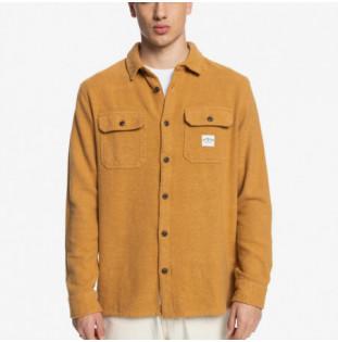 Camisa Quiksilver: Kyloe (Bone Brown)