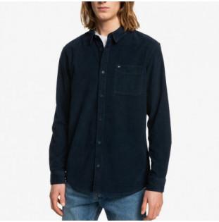 Camisa Quiksilver: Smoke Trail (Navy Blazer) Quiksilver - 1