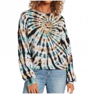 Jersey Volcom: Dye Tying Sweater (Multi) Volcom - 1