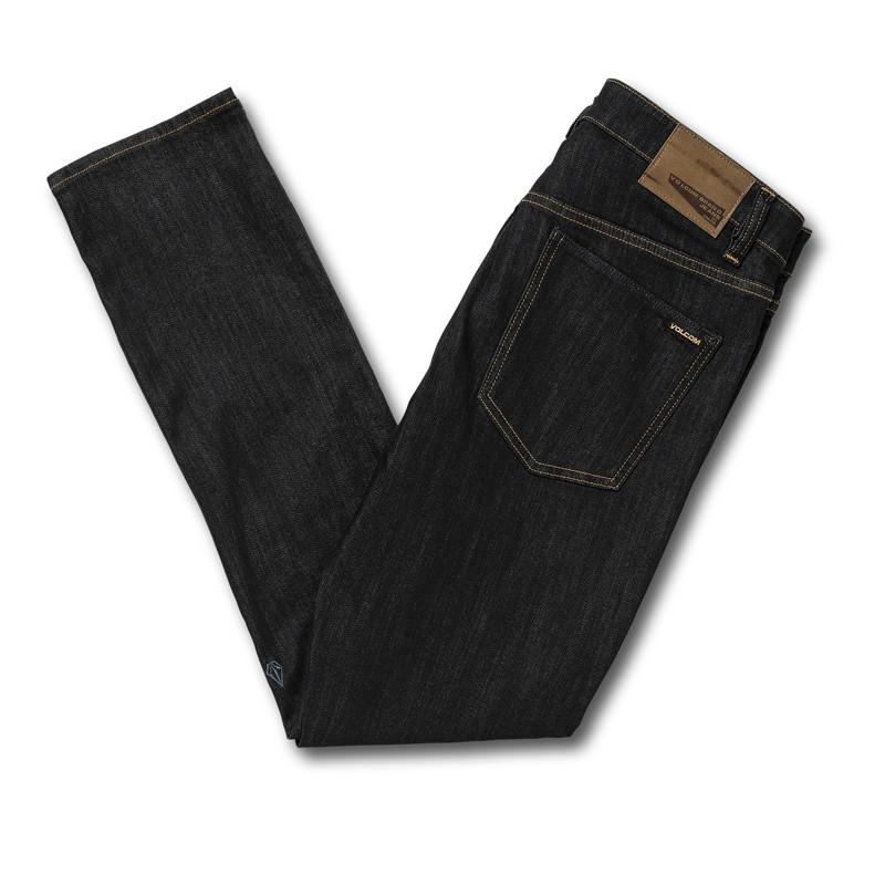 Pantalón Volcom: 2X4 Denim (Rinse)