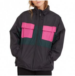 Chaqueta Volcom: Wizzbreaker Jacket (Black) Volcom - 1