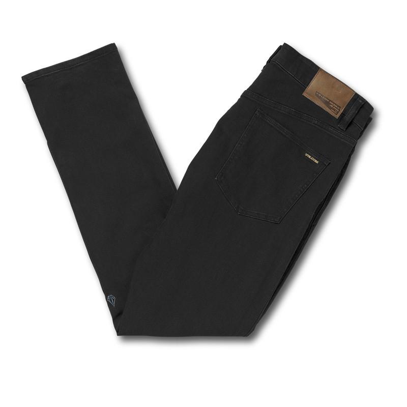 Pantalón Volcom: Vorta Denim (Black Out)