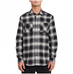 Camisa Volcom: Tone Stone LS (New Black) Volcom - 1