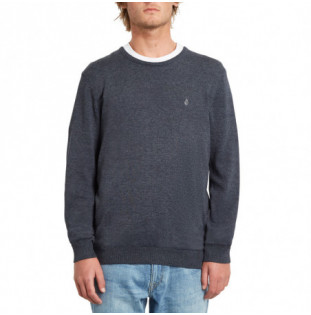 Jersey Volcom: Uperstand Sweater (Navy) Volcom - 1