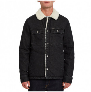 Chaqueta Volcom: Keaton Jacket (Black Combo) Volcom - 1