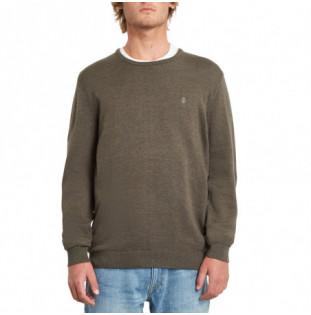 Jersey Volcom: Uperstand Sweater (Lead) Volcom - 1