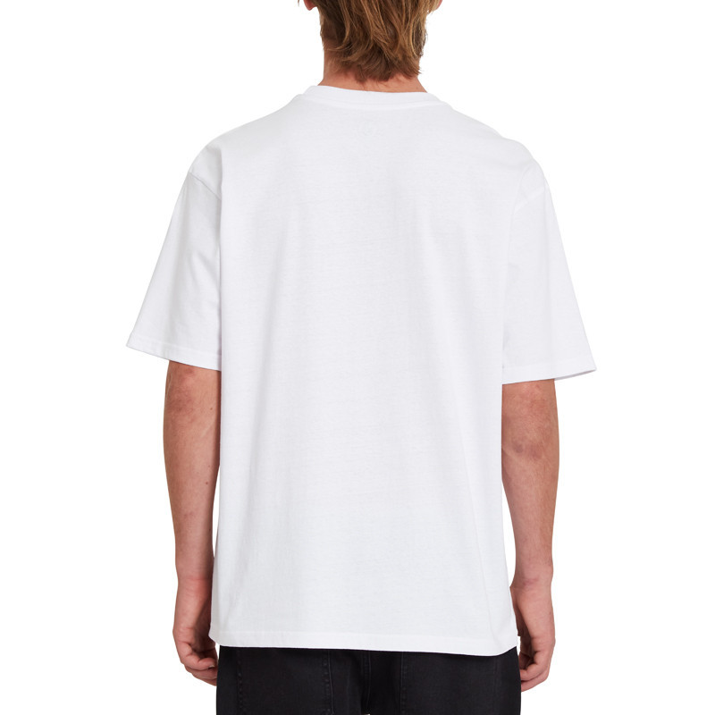 Camiseta Volcom: Marrehead LSE SS (White)