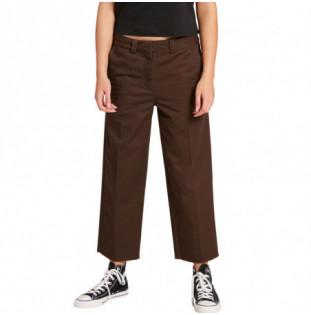 Pantalón Volcom: Whawhat Chino Pant (Dark Brown) Volcom - 1