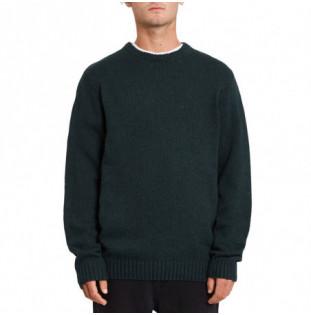 Jersey Volcom: Edmonder Sweater (Scarab) Volcom - 1