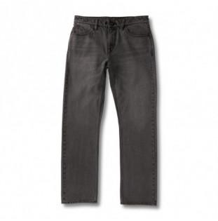 Pantalón Volcom: Solver Denim (Fade To Black) Volcom - 1