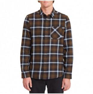 Camisa Volcom: Caden Plaid LS (Wren) Volcom - 1