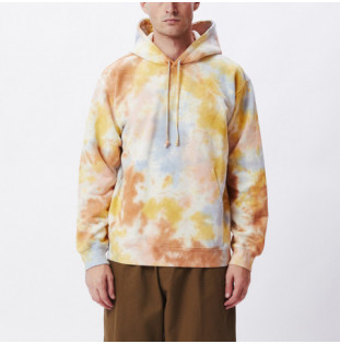Sudadera Obey: Mini Bold Recycled Tie Dye HD (Toffee mlt) Obey - 1