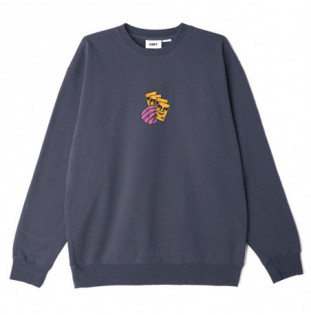Sudadera Obey: All In (French navy) Obey - 1