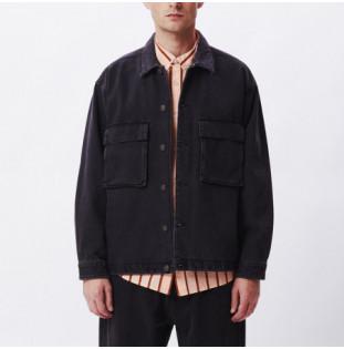 Chaqueta Obey: Morrison Jacket (Black) Obey - 1