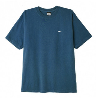 Camiseta Obey: Obey Bold 2 (Deep ocean) Obey - 1