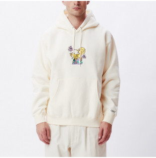 Sudadera Obey: Love movement Hood (Unbleached) Obey - 1