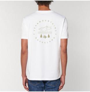 Camiseta Atlas: Itsas & Mendi Tee (White) Atlas - 1